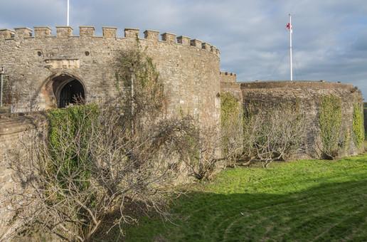 3. Deal Castle-Gatehouse: