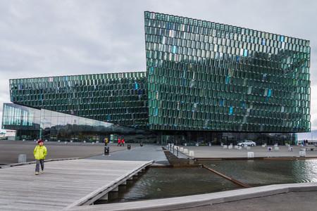 33. Harpa – Reykjavik.