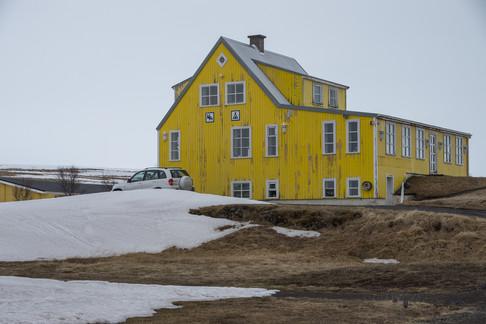 Godafoss Hostel and Camp Centre.
