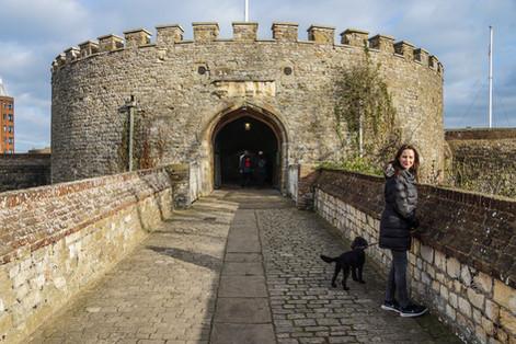 2. Deal Castle-Gatehouse: 1540.