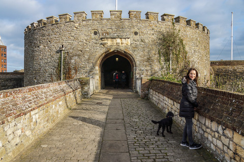 2. Deal Castle-Gatehouse: 1540.