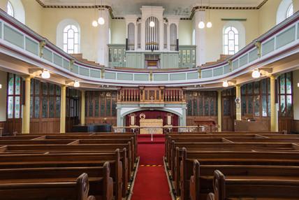 25. St. Just Methodist Chapel