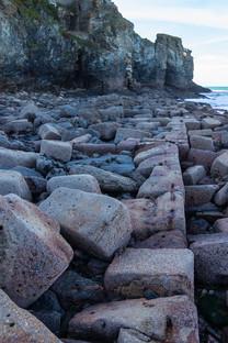 26. Trevaunance Cove.