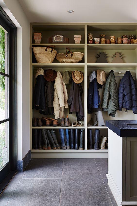 Coats & Hats & Boots