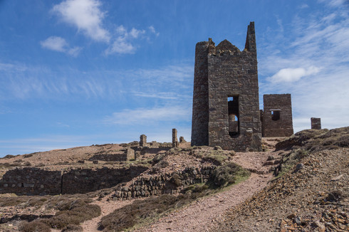 17. Wheal Coates Mine.