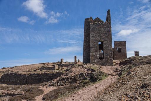 17. Wheal Coates Mine.