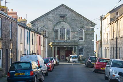 24. St Just Methodist Chapel