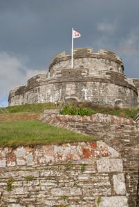 38. St Mawes Castle: