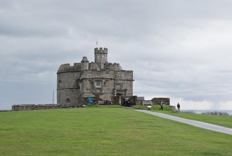 30. Pendennis Castle: 1542. Falmouth.