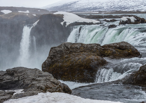2. Godafoss on Skalfandafljot River.