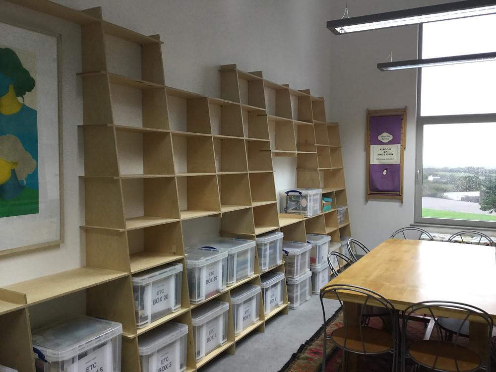 Chipfix & Hypatia Trust Library Collaboration