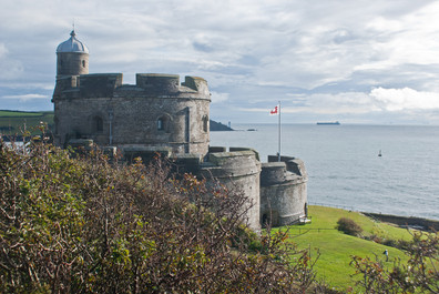 35. St Mawes Castle: 1545.