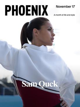 Sam Quek for Phoenix Magazine