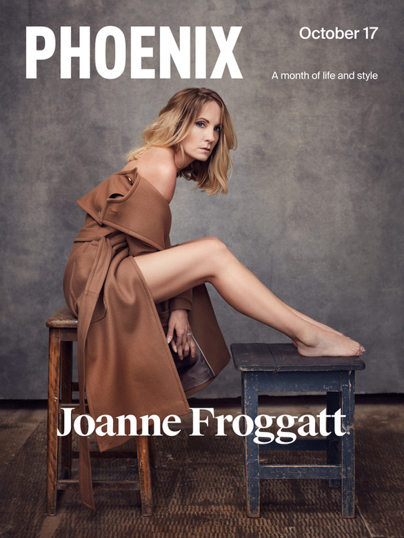 Joanne Froggatt for Phoenix Magazine