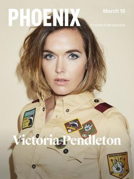 Victoria Pendleton for Phoenix Magazine
