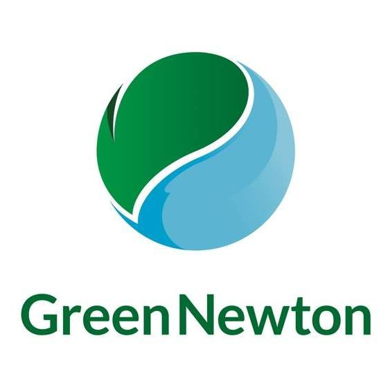 Green Newton Logo
