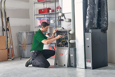 HEATING & COOLING SOLUTIONS