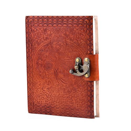 Leather Handicraft Diary