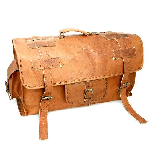 Vintage Style Duffel Bag