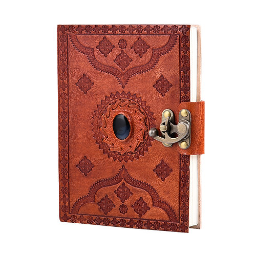 Leather Vintage Diary