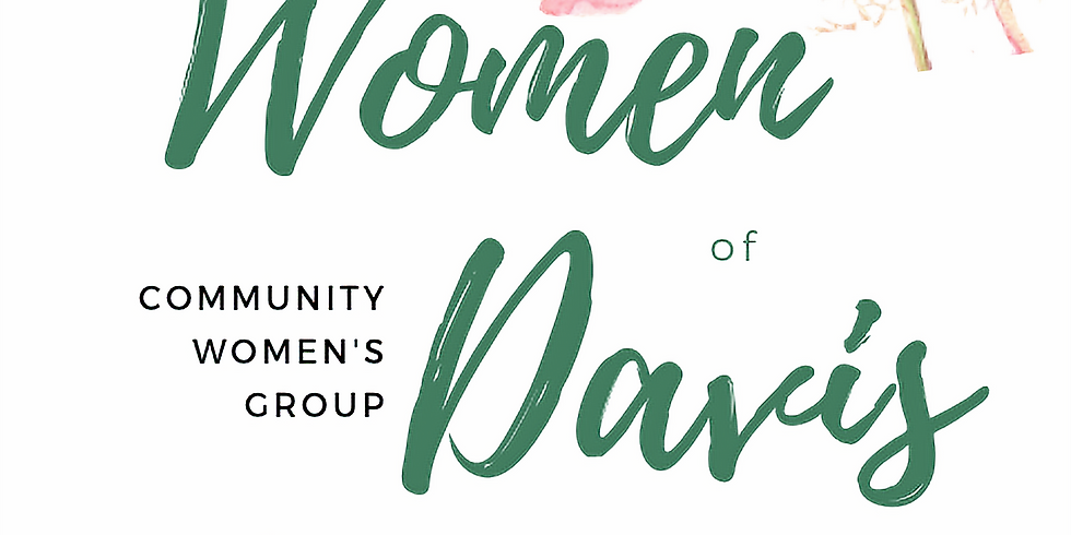 Women of Davis: Community Women's Group