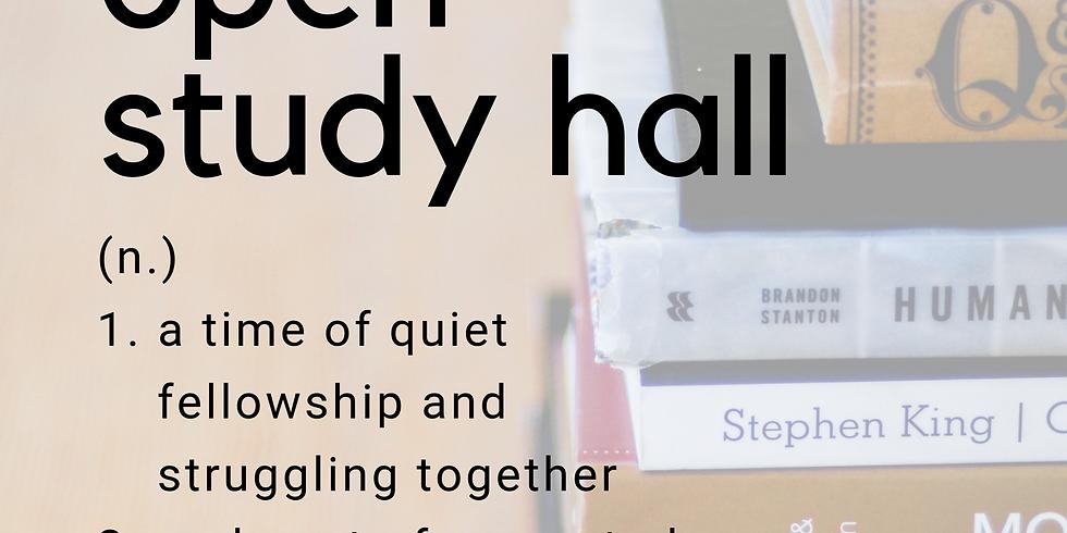 Open Study Hall