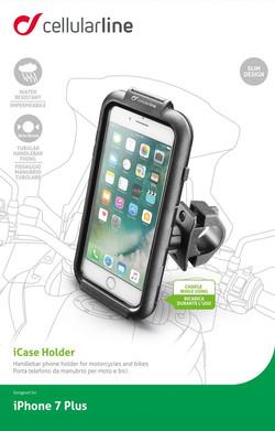 Supporto moto dedicato iPhone7Plus®