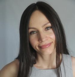 Holistic therapist Simona Balint
