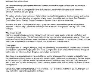 Corporate Retreat Opportunities