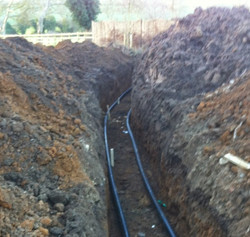 Header pipes