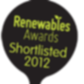 Renewable awards Orangehouse renewables, ground source, air source, installers