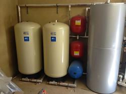 Additional water storage