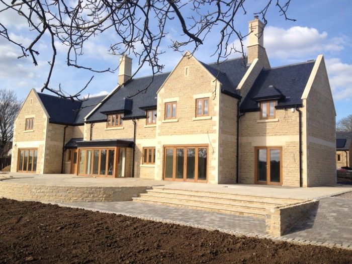 Oundle new build