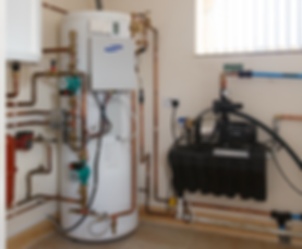 Plant room support and maintenance Orangehouse renewables