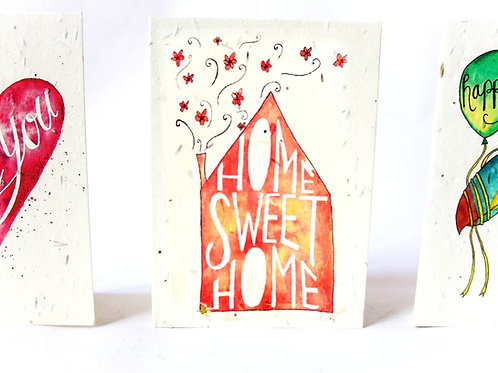Plantable Greetings Cards - Other