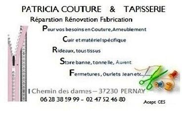 Patricia couture et tapisserie