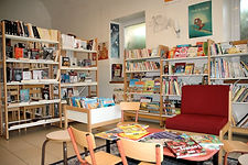 Bibliothèque Pernay