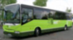 Transport fil vert pernay