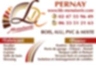 LDC menuiserie PERNAY
