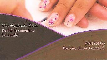 les ongles de sylvia Pernay