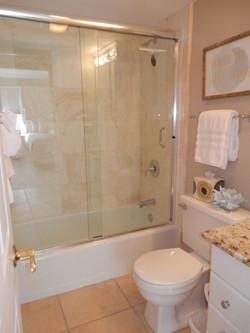 Guest Bath with Tub & Shower