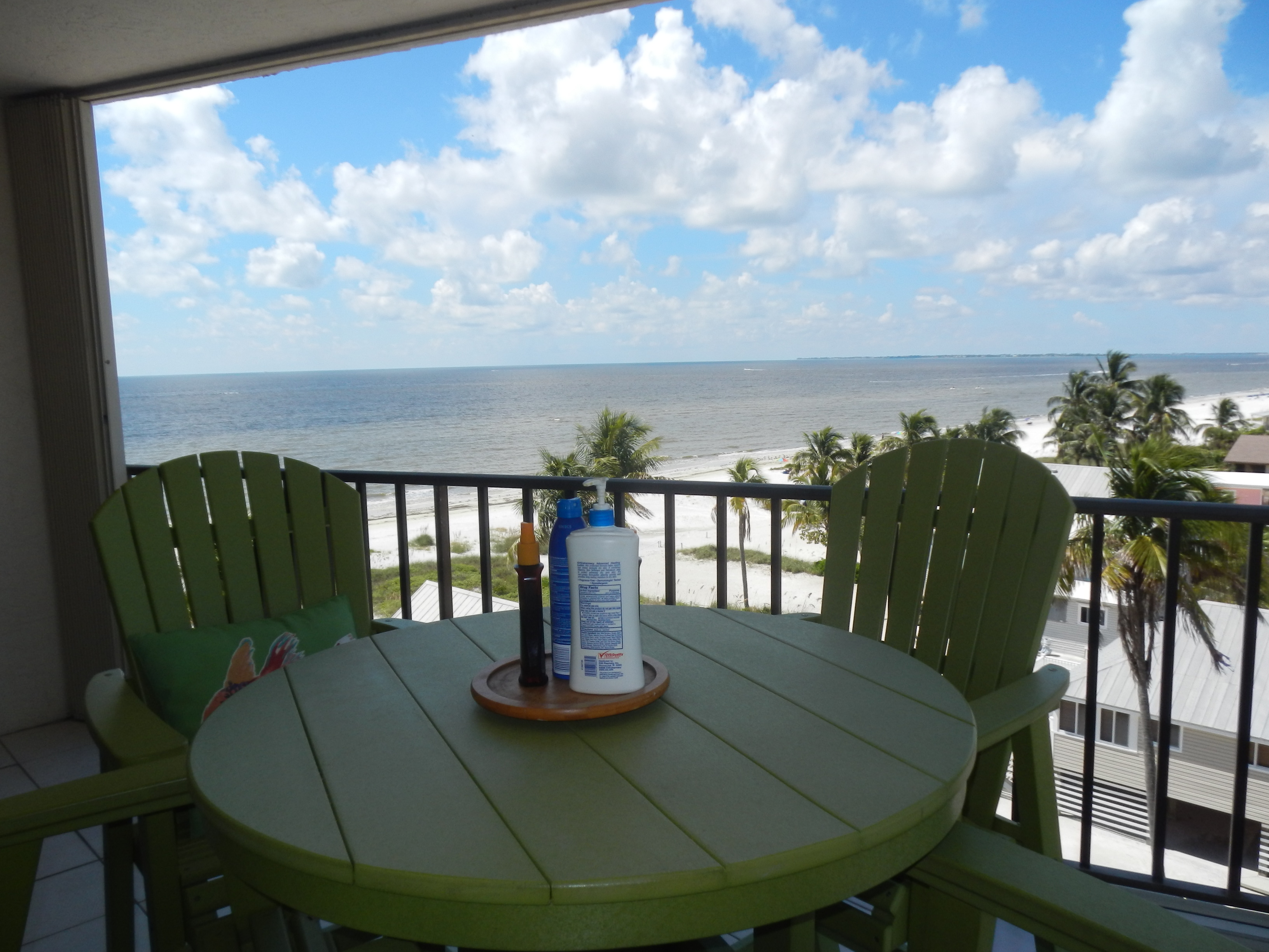 Pelican Watch Condo Rental View