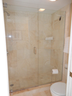 Master Bath with Walk In Shower