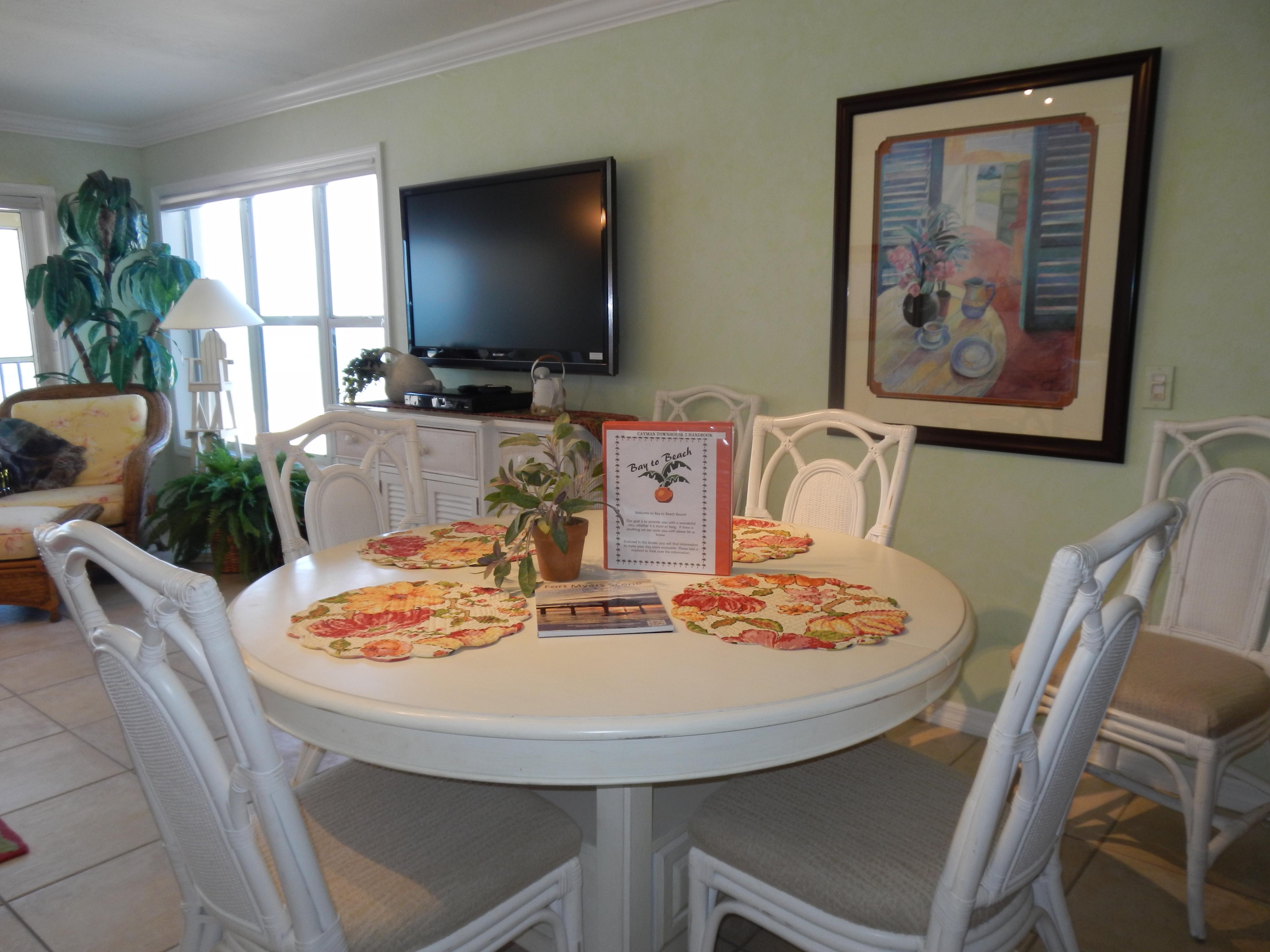 C2 Dining Area
