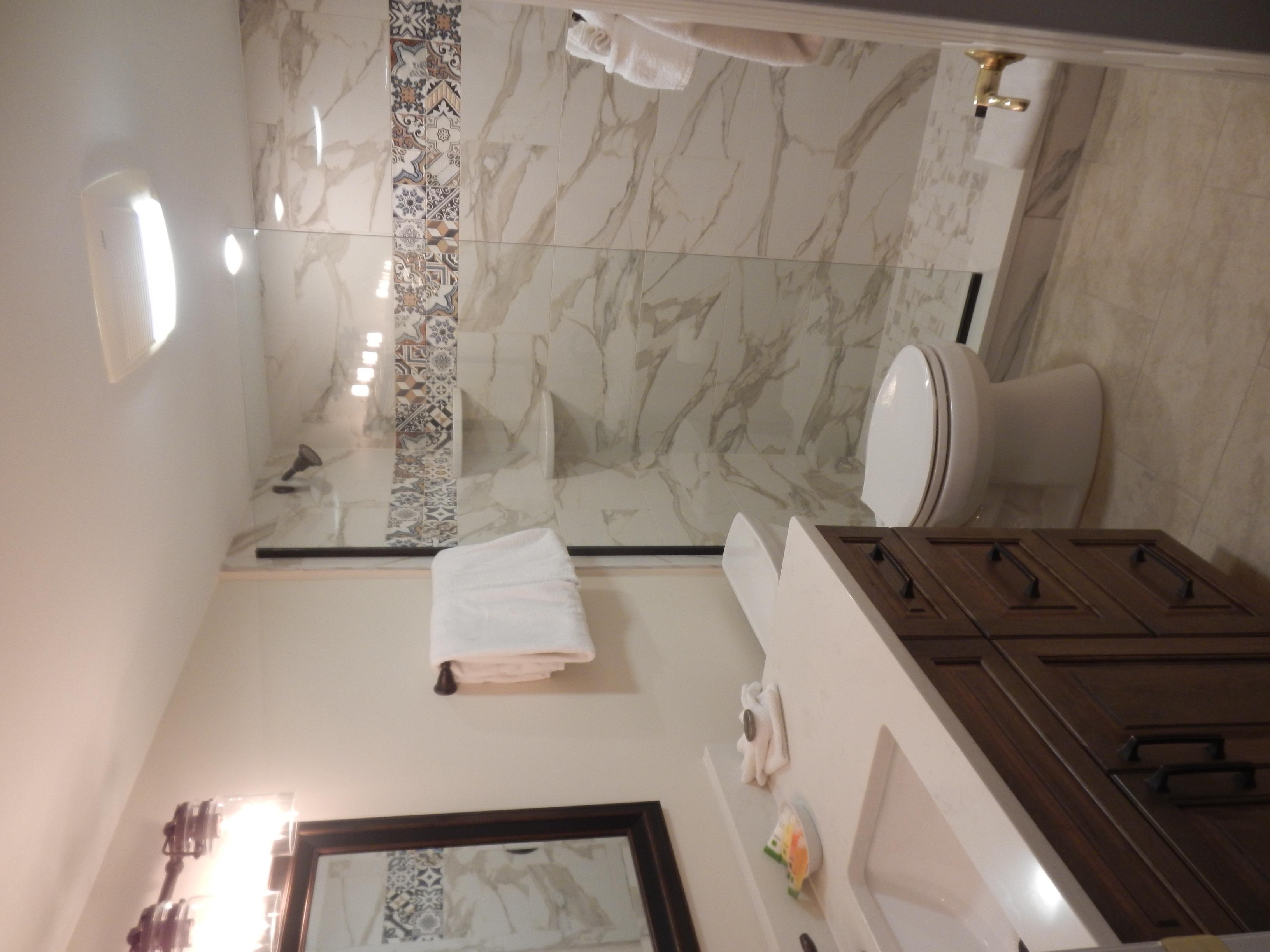 Geust Bath