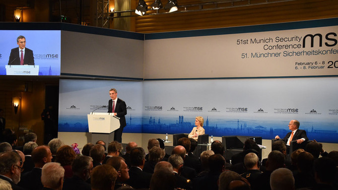 Speech by NATO Secretary General Jens Stoltenberg at the Munich Security Conference