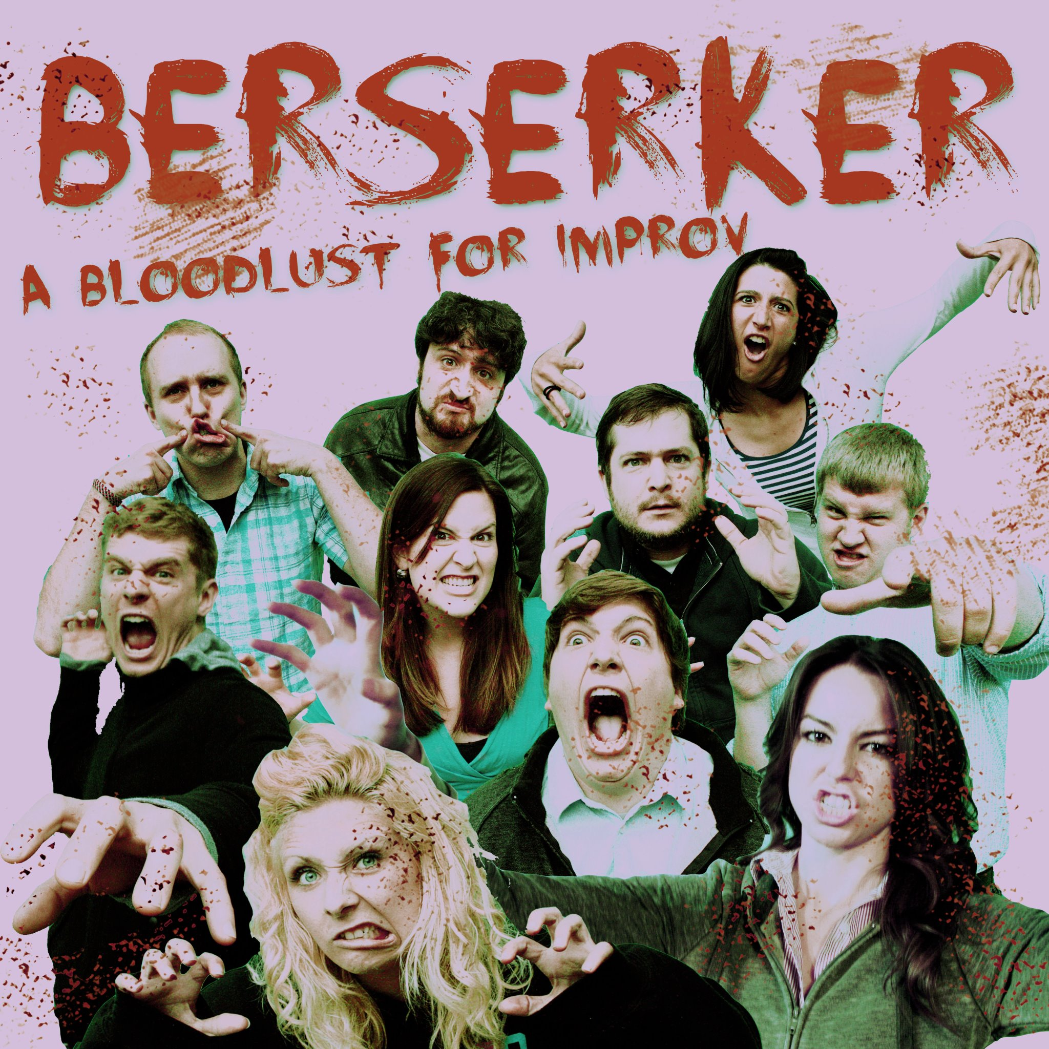 berserker past shows