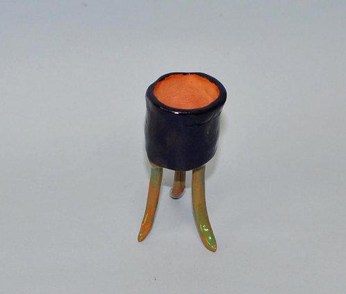 Mini vasinho para suculentas, vaso, vasinho, micro vasinho, miniaturas, miniatura, suculentas, Sueli Finoto, presentes,
