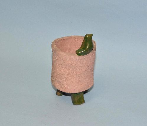 vasinho, vasinhos, vasinho para suculentas, mini vasinho, cerâmica, peça para jardim, suculentas, plantinhas, decoração, loja