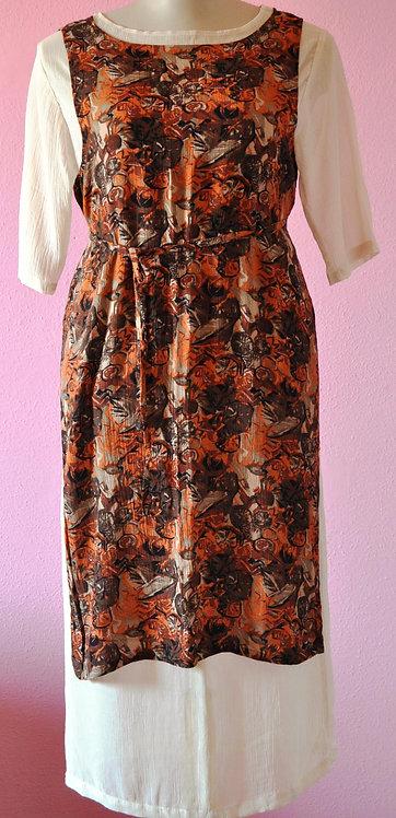 brechotreschic, vestido longo, vestido M, vestidos, brechó très chic, roupas novas, roupas semi novas, brecho online,